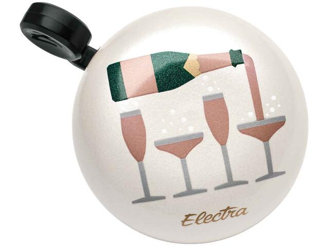 Electra Domed Ringer Ringeklokke, champagne